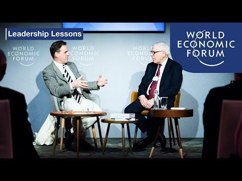 Join a conversation to learn how defining moments of the past play a critical role in shaping our current state of affairs. Speakers: David M. Rubenstein, Ni...