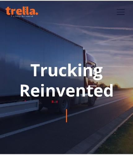 Trella is definitely one of the startups to keep tabs on in 2020. It is a platform that connects shippers to carriers and it was founded by Omar Hagrass in 2019. Trella offers services and technology to empower drivers, improve their efficiency, boost their earnings and utilization as well as creating job opportunities.