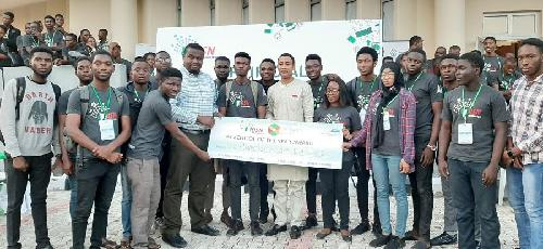This is in fulfilment of an Award won by UNILAG last year Data Science Nigeria, working with Terragon Group, presented a million naira worth of AI books and a shelf to support the books, to University of Lagos (UNILAG). The AI books reflect the prize won by UNILAG's team; emerging the AI School of the Year during [...]