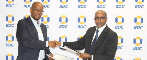 The African Development Bank and the Botswana Development Corporation (BDC) on Friday signed a Line of Credit (LOC) totaling $80 million to help scale up key investments in the southern African country. BDC will on-lend to specific target groups, focusing on industrialization including manufacturing, transport and service sectors that have significant development impact.