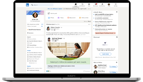 With the employment market remaining sluggish as the world continues to struggle with Covid-19, a company that has built its popular businesses largely around recruitment is launching a redesign that pushes engagement in other ways as it waits for the job economy to pick up. LinkedIn, the Microsoft...