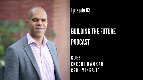 Ekechi Nwokah is the CEO and founder at mines.io, a startup that provides technology infrastructure which enable local institutions such as banks, mobile phone operators, retailers in emerging market to offer credit to their customers.  Mines use a combination of big data, AI and Machine learning algorithm to provide on-demand credit ratings and decision-making where there is no existing credit history.