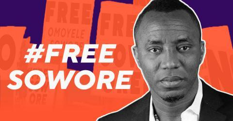 Is journalist Omoyele Sowore safe? Is he healthy? These are questions that his wife Opeyemi Sowore can't honestly answer. She told Blavity, ever since her husband's arrest in Lagos, Nigeria, on August, 3, 2019, she has not seen or spoken to him. Even more concerning, her two young children miss their father.