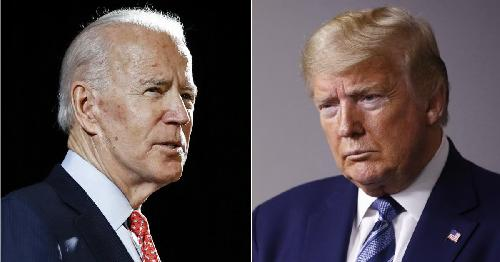 Former Vice President and presumptive Democratic nominee Joe Biden is now a betting favorite with close to a 21-point lead over Donald Trump - the biggest edge since Super Tuesday. Biden has a 58.8 implied probability of winning vs. Trump's 37.9 percent probability, according to Real Clear Politics betting odds data.