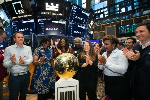 Africa's largest eCommerece startup, Jumia has eventually launched its IPO on the NYSE