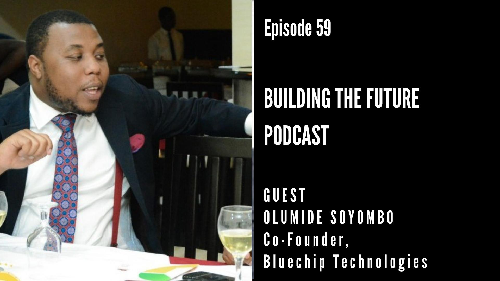Olumide Soyombo is the Co-Founder of BlueChip Technologies. BlueChip Technologies is a systems integrator specialized in Data Warehousing, Analytics and Business Intelligence Solutions. Olumide is also the co-founder at Leadpath Nigeria, a seed capital fund that specializes in providing short, medium and long-term funding to small and medium-sized start-up businesses.