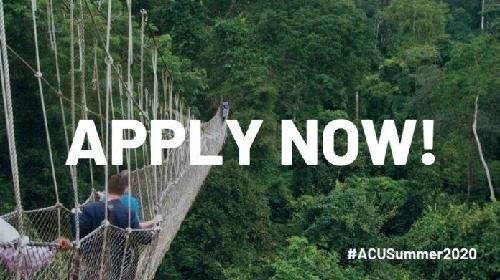 Application Deadline: 12 January 2020 Join us in Ghana in August 2020 for a week of expert lectures by local and international speakers, social events, engaging and challenging group project work and networking opportunities. By participating in the Summer School you will have the chance to immerse yourself in Ghanaian culture and history, and explore key locations ...