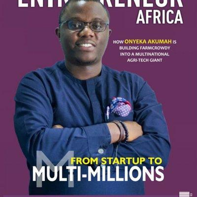 The Entrepreneur Africa Magazine (T.E.A.M.) is focused on businesses & the people behind them. We celebrate accomplished entrepreneurs & promote upcoming ones.