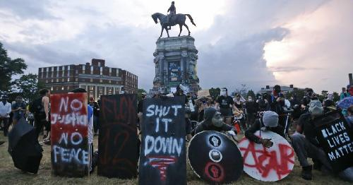 As protests continue around the U.S. against systemic racism and police brutality, a third of the people (34 percent) who responded to a Rasmussen poll said they think the U.S. will experience a second civil war sometime in the next five years. The survey polled 1,000 likely voters on June 11 and June 14.