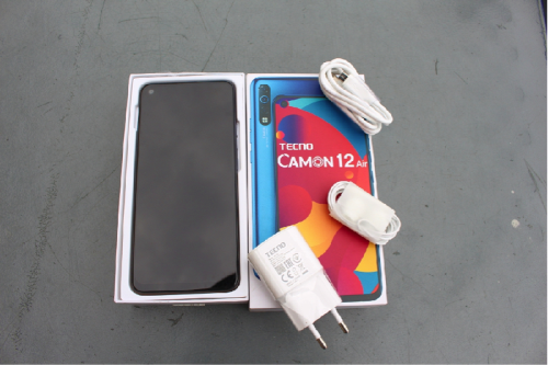 A new instalment in the Camon 12 Series, the Camon 12 Air, has hit the shelves. The Camon 12 Air is a great and refreshing sight to behold. As it is the norm with TECNO phones, Camon 12 Air offers a lot of advanced mobile features to users, asides its looks and feel.