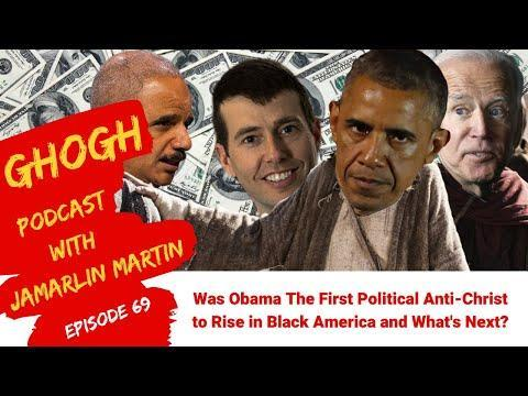 SUBSCRIBE to the GHOGH Podcast and order the book Moguldom by Jamarlin Martin at moguldombook.com Jamarlin goes solo to unpack the question: Was Barack Obama...