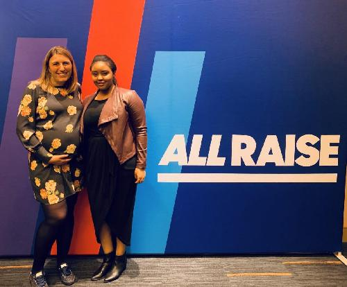 There's strength in numbers! Brittany and Christie here from the Backstage Capital team! Together with Arlan, we attended the 2019 AllRaise Summit earlier this month and wanted to share about our experience. AllRaise is a nonprofit organization in venture that is focused on elevating women, founders and investors, in the venture capital ecosystem and in tech at large.